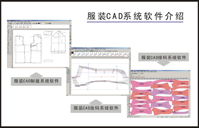 服装CAD培训
