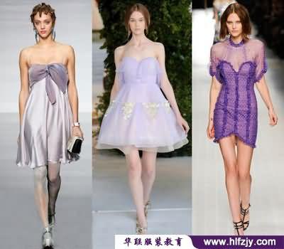 2014服装流行色彩图片