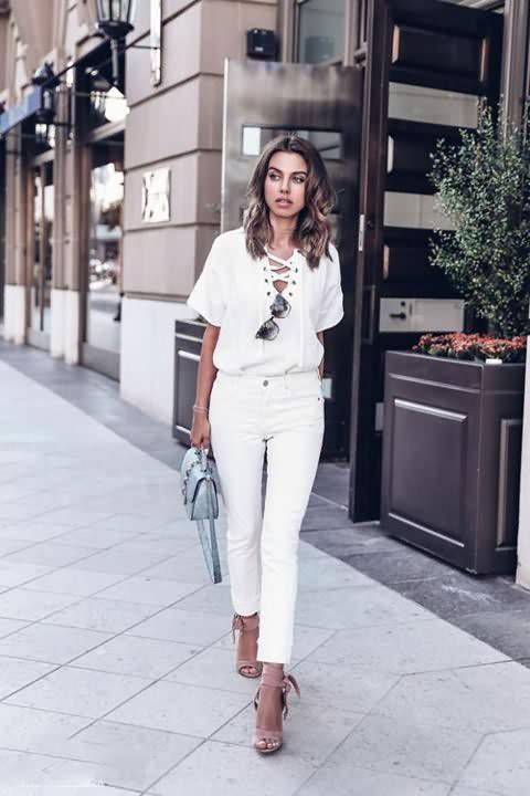 夏季休闲 逛街怎样穿衣 7个穿搭灵感帮助你