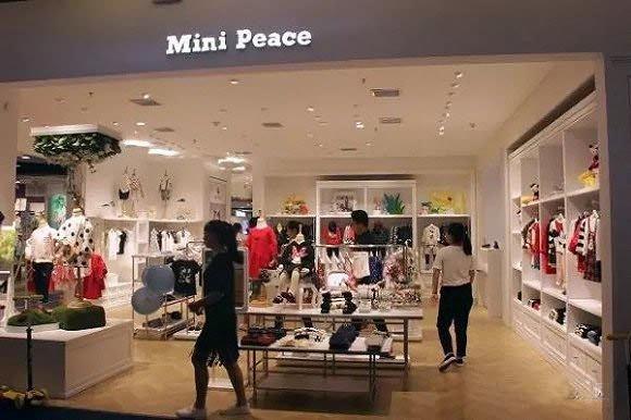 成人服装市场在饱和,中国童装市场真正的较量开始了