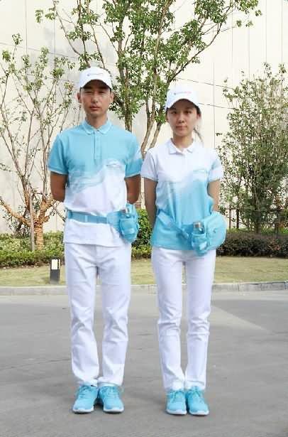 吴海燕曾经担任北京奥运会和上海世博会的服装整合设计工作,一直以
