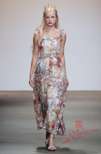 华人服装设计师分享参加纽约时装周的心得体会图片