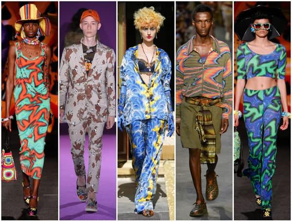 关键词:2017-2018最新服装图案 服饰图案流行趋势 原创数码花样设计