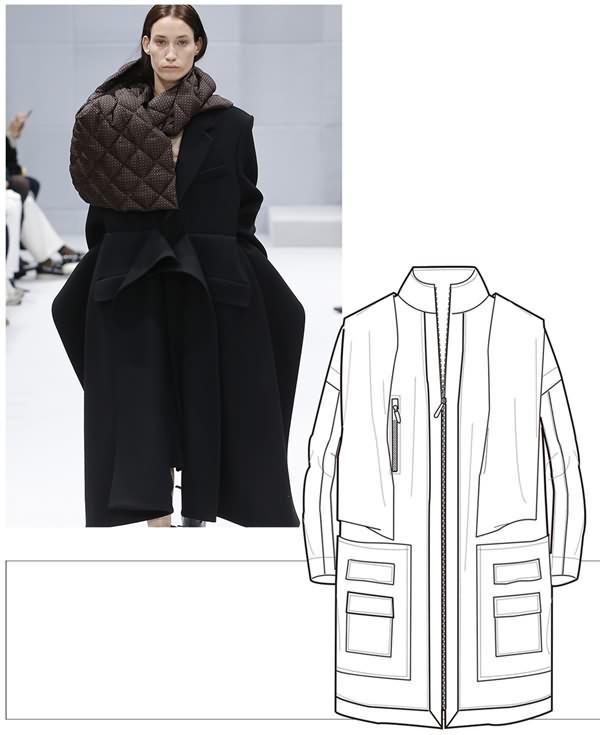 2017/2018秋冬夹克,外套,大衣流行款式预测