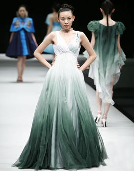 服装设计获奖作品-深圳服装设计学校华联北京服装